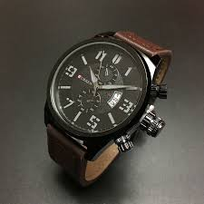 online buy whole latest mens watches from latest mens 2016 fashion business men wrist watch shock resistant leather band 3 colors quartz luxury men