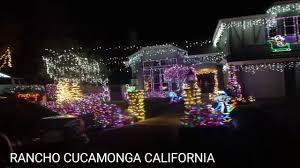 Rancho Cucamonga Festival Of Lights Thoroughbred Christmas Lights Rancho Cucamonga