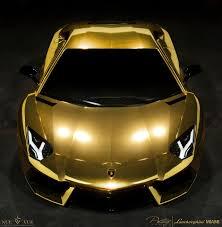 Gold Ferrari Wallpapers Wallpaper Cave