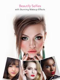 youcam makeup magic selfie cam on the app