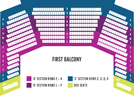Tralf Music Hall Seating Chart 5 Concert Package
