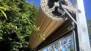 fence line roller door by lock n secure garage doors