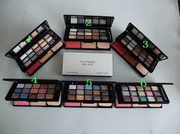 supply mac make up kit 6 sets noo339