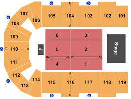 Cross Insurance Arena Bangor Seating Chart Cross Insurance Center Tickets In Bangor Maine Seating