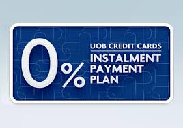 Credit Card Payment Plan Low Rates Installment Installment Payment Plan Uob Malaysia