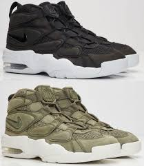 Mens Nike Air Max Uptempo 2 Qs Shoes Order Half A Size