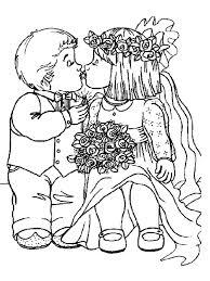 Kleurplaat 12 5 Jaar Jubileum Kleurplaat Bruiloft Thema Bruiloft