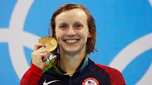 Katie Ledecky: Jede olympische Goldmedaille