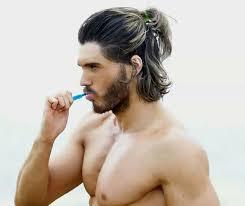4 Peinados Para Hombres De Pelo Largo P Gina 5