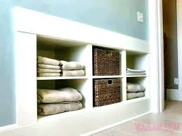 bathroom towel storage cabinet marvellous for cabinets basements wall mounted bathr