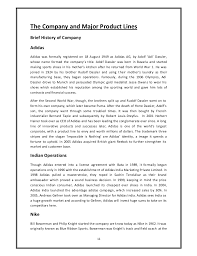 adidas nike case study jpg nike history of company
