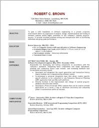 Wonderful Resume Objective Examples Templates For Warehouse