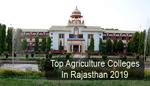 Colleges Of Agriculture Top Agriculture Colleges In Rajasthan 2019 List Rating