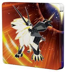 Tuesday: Pokémon Ultra Sun & Ultra Moon - Steelbook + Pokémon Sun & Moon -  Mew Event + Special Battle & Global Mission + Pokémon Shuffle Events -  Serebii.net News