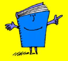 animated cute book gif