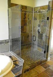 15 truly frameless glass shower door northern va