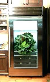 gorgeous glass front refrigerator residential refrirator with glass door home sub zero residential glass front fridge residential