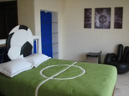 Soccer Theme Bed Style And Design