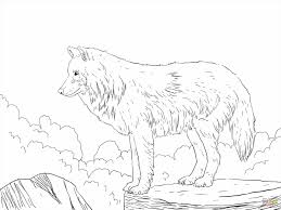 Small Picture Angel Wolves Coloring CuteWolvesPrintable Coloring Pages Free