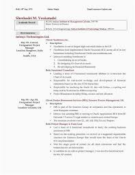 Writing Resume Template New Download Template Cv Word Best