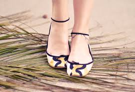 Image result for image of a pair of ballet flats