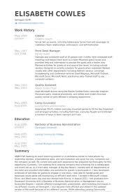 Caterer Resume Caterer Resume Samples Visualcv Database Theailene Co