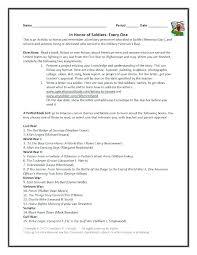 veterans day worksheets free