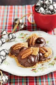 Oh henry candy bar is a sweet. 35 Traditional Christmas Desserts We Ll Never Stop Making Southern Living