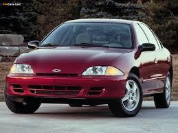 Photos of Chevrolet Cavalier 1999–2003 (1024x768)