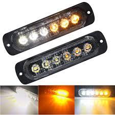 Led Caution Lights Caution Lights For Trucks Pogot Bietthunghiduong Co