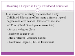 early childhood education final draft 4
