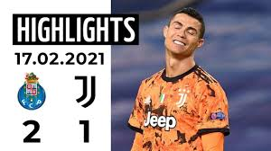 Porto vs Juventus 2-1 Extended Highlights & All Goals 2021 HD - YouTube