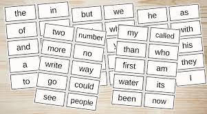 Free printable color word flash cards for eleven different colors. Printable Sight Word Flash Cards Babies To Bookworms