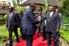 Image result for uhuru in ticad