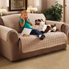 Emma Barclay Quilted Black Sofa Furniture Protector – Slumber Suite & Emma Barclay Quilted Furniture Cover, Sofa, Beige Adamdwight.com
