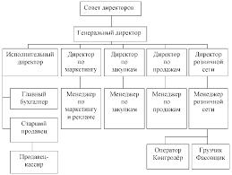 Курсовая Анализ формирования ассортимента товаров и его  Кроме этого она подразумевает установление власти руководством фирмы над фирмой Организационная структура ТС Магнит является линейно функциональной