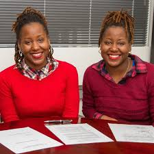 Tracey Smith and Stacey Smith - Stockton University