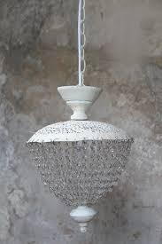 Kronleuchter Lüster Landhaus Shabby Chic Antik Vintage Lampe