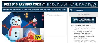 150 in best gift cards get a 15 promo code limit 3 savings code valid 1 21 2 3