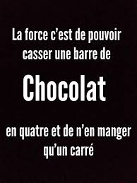 La Citation Spéciale Chocolat Ou La Force De Résister Pensees