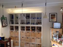 Kitchens With Wine Racks My Very Own Ikea Hack Expedit Kallax Bookshelves Used As