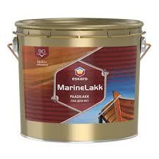 <b>Алкидно</b>-<b>уретановый</b> яхтенный <b>лак Marine lakk</b> 90 (глянцевый) 2 ...