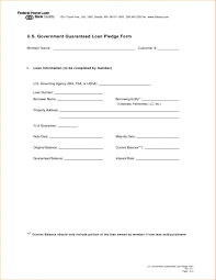 Loan Contract Family Loan Agreement Template Business Within How To Write Secured 10