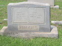 Annie Clifton Rhodes (1875-1953) - Find A Grave Memorial