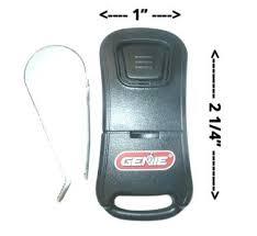 Genie Garage Door Opener Remote Genie Mini Remote Genie Garage Door