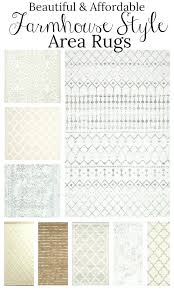 modern farmhouse style area rugs 8x10 round furniture remarkable affordable
