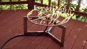 gas fire pit kits with wooden deck pattern and small round gas fire pit