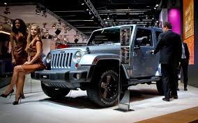 Icy Cool: 2012 Jeep Wrangler Arctic Edition Launches in Europe ...
