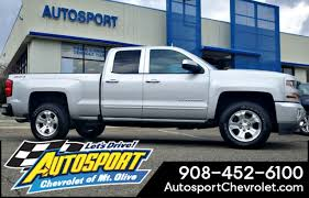 Pre-Owned 2016 Chevrolet Silverado 1500 4WD Double Cab LT w/2LT ...