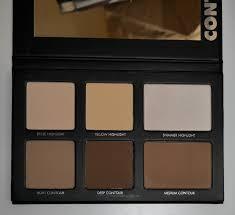 lorac pro contour palette brush